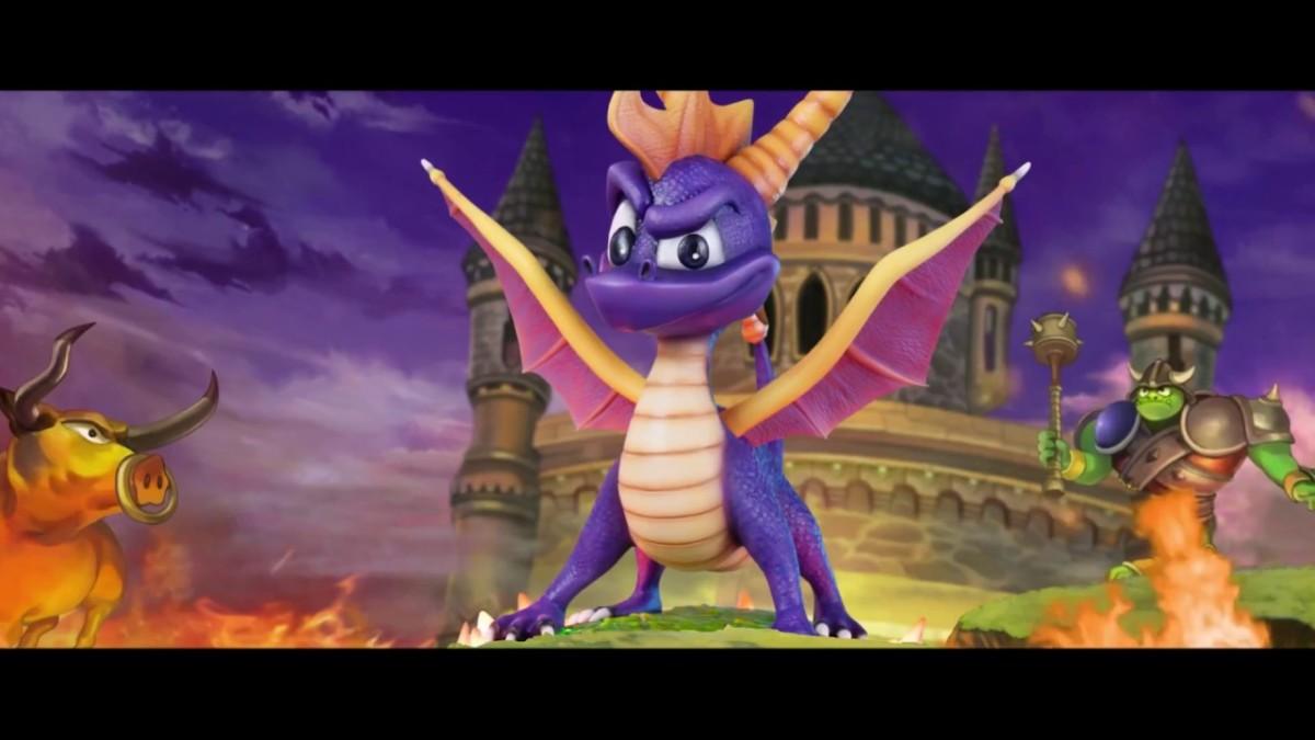 Spyro The Dragon remastered το 2018?
