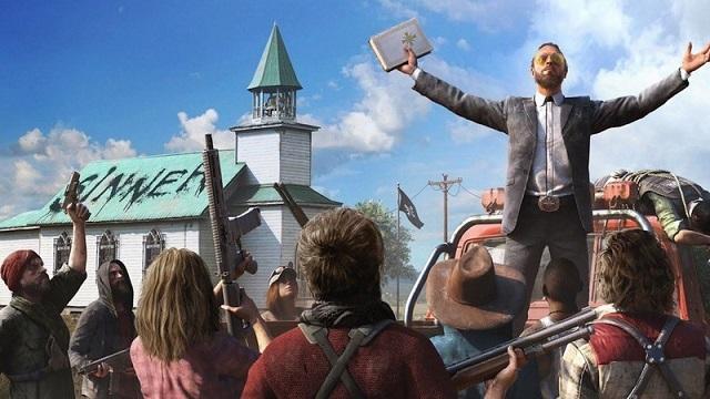 Το Far Cry 5 θα έχει δικιά του ταινία μικρής διάρκειας .