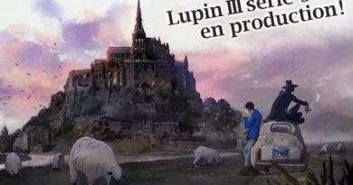 Νέοι χαρακτήρες και πληροφορίες για την πέμπτη ταινία του Lupin III
