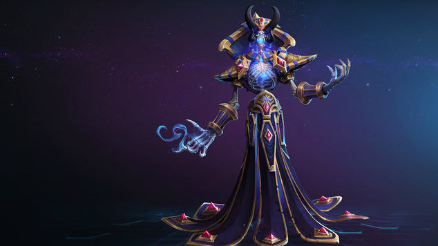 Kel'Thuzad enters Heroes of the Storm