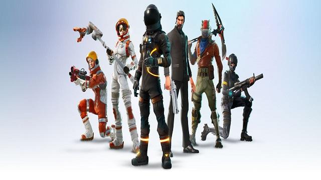Δείτε τα καινούργια skin για το  Fortnite