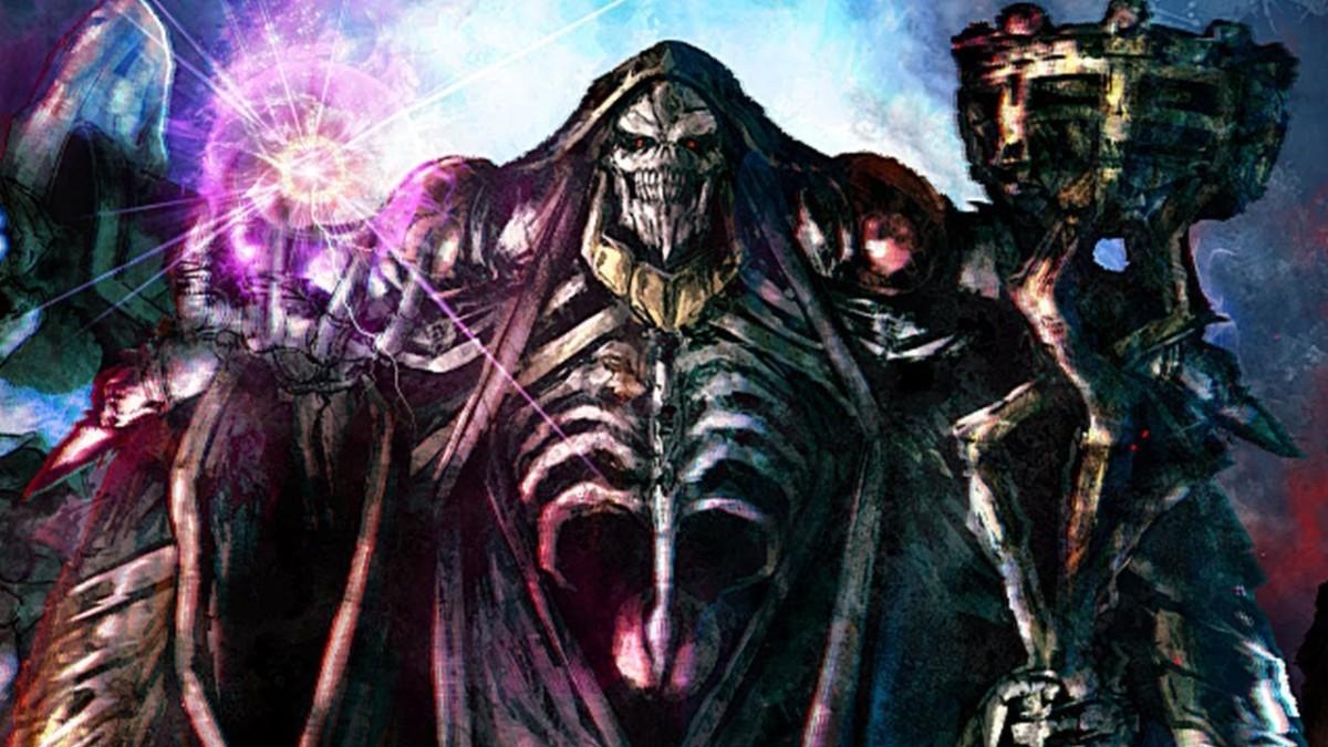 3η σεζόν Overlord το καλοκαίρι του 2018!