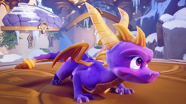Δείτε το πρώτο gameplay trailer του Spyro: Reignited Trilogy