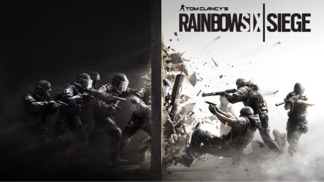 Καινούργιο Update Rainbow Six Siege