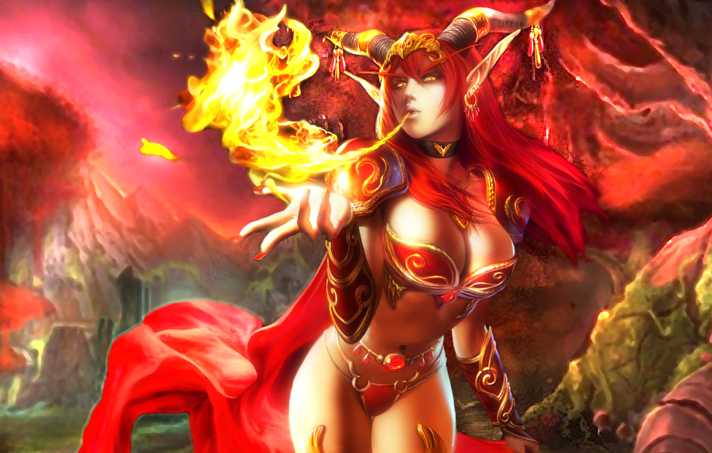 Alexstrasza lands on Heroes of the Storm
