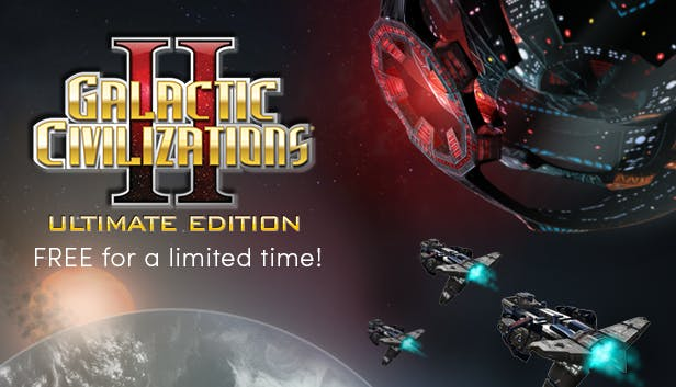 Το Galactic Civilizations II: Ultimate Edition δωρεάν στο Humble