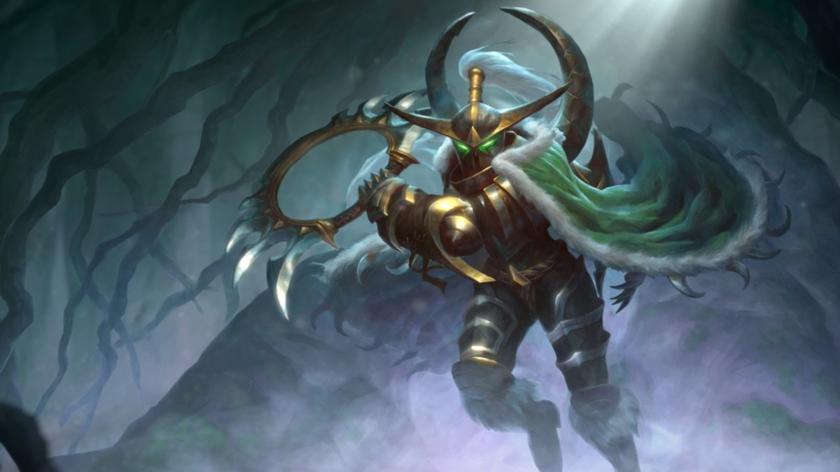 The Warden Maiev joins Heroes of the Storm