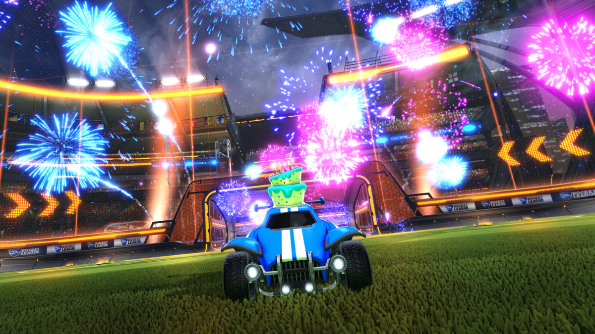 Battle Pass και στο Rocket League;
