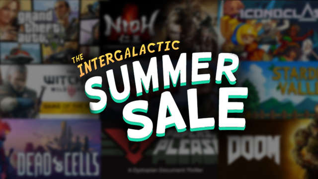 Steam Summer Sales!!