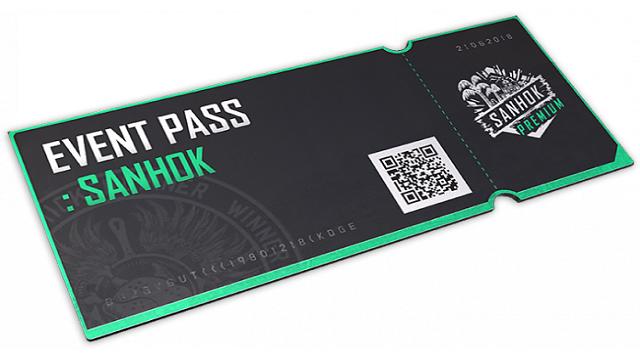 Event pass και δωρεάν 20,000BP