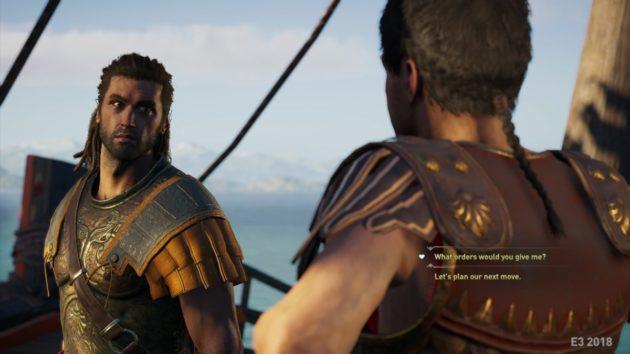 Το  Assassin's Creed Odyssey  και οι τεράστιες  αλλαγές μέσα σε αυτό