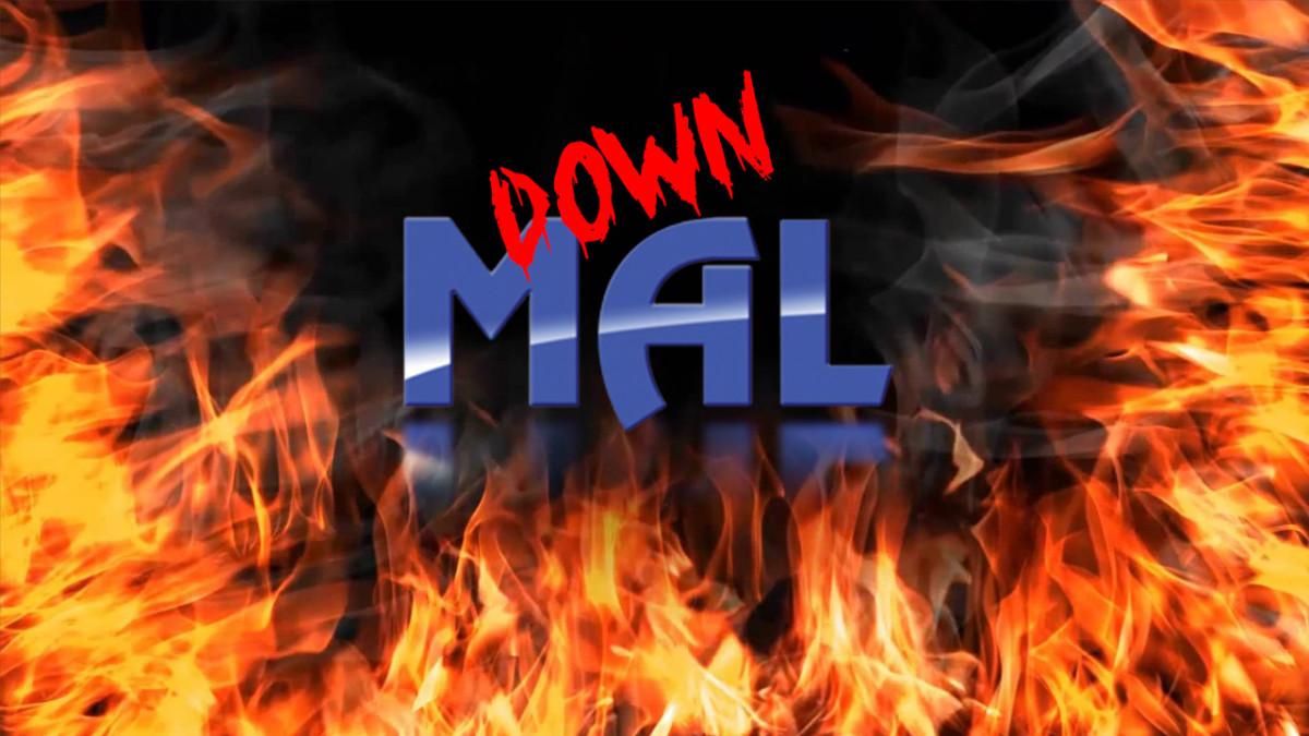 Το MyAnimeList ειναι down για 5η συνεχόμενη μέρα!
