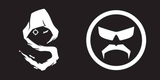 Τα weapon Skins  του Shroud  και του DrDisRespect