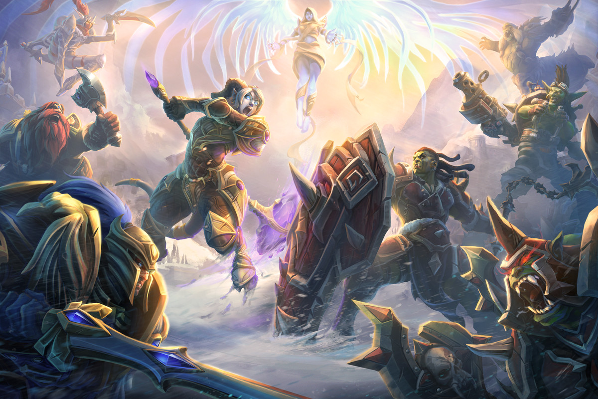 Echoes of Alterac is live on Heroes of the Storm