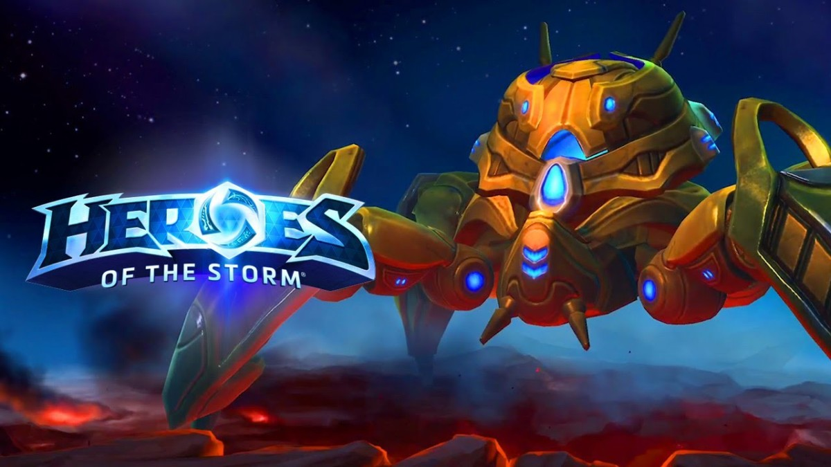 Fenix, the Steward of the Templar arrives on Heroes of the Storm