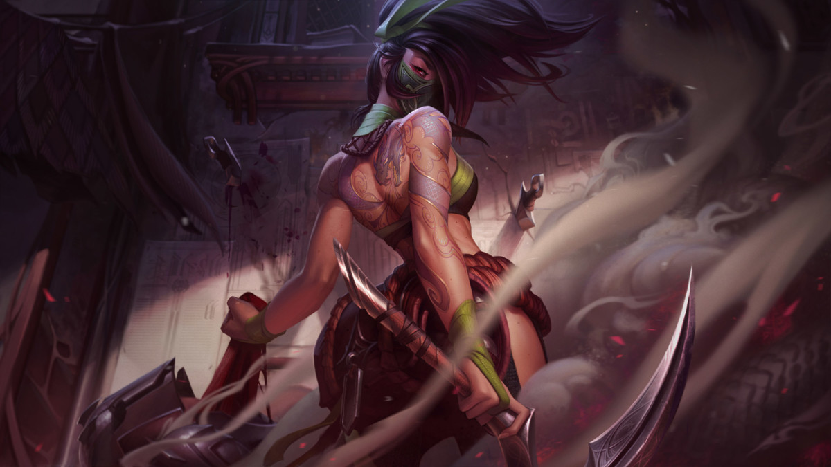 Akali Rework First Look