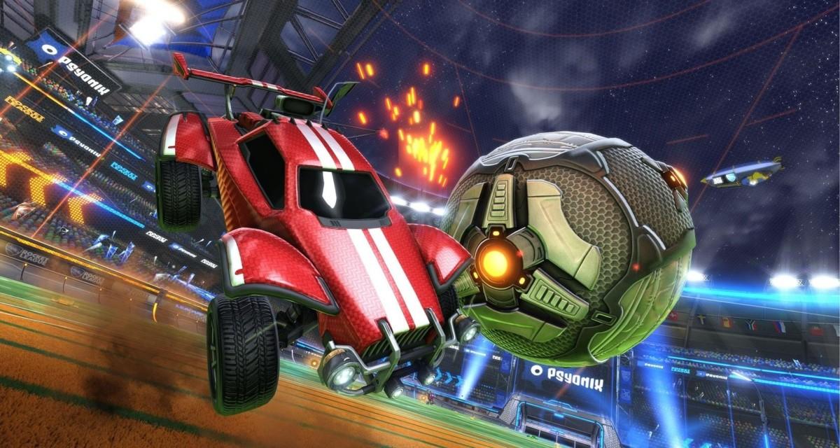 Δωρεάν το Rocket League το ΣΚ!!!