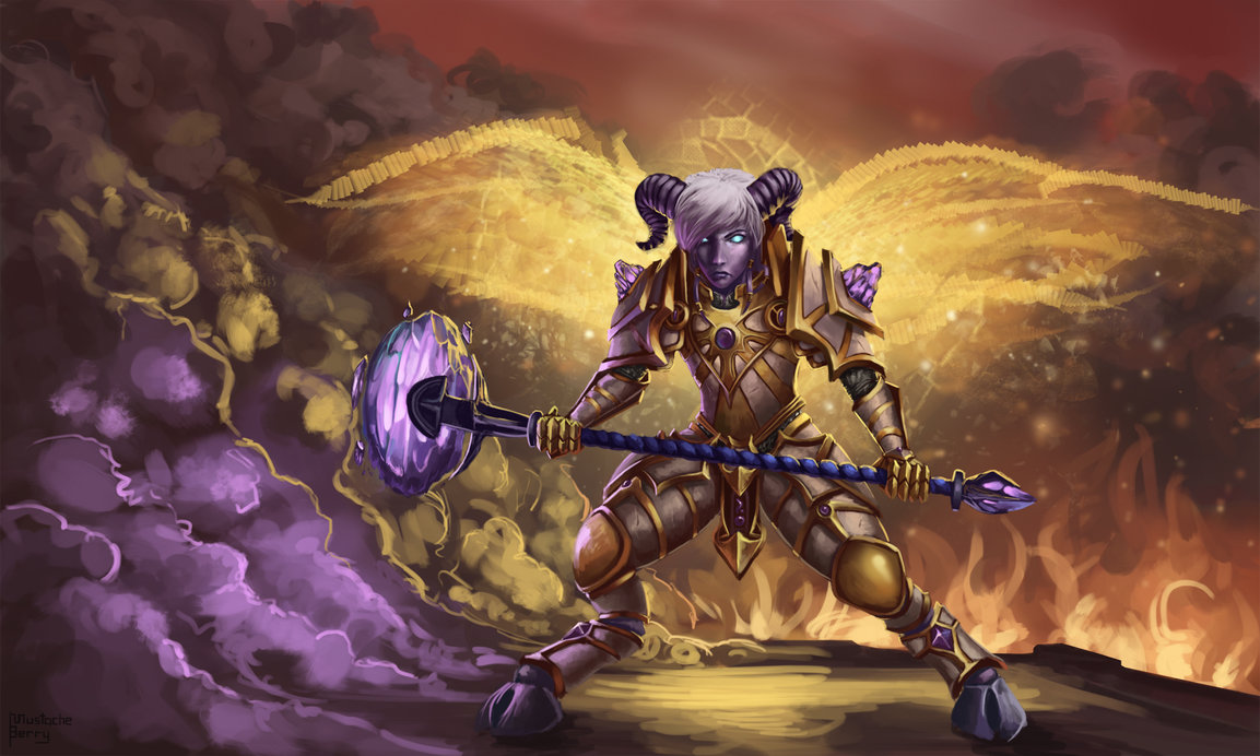 The Light of Hope shines bright on Heroes of the Storm