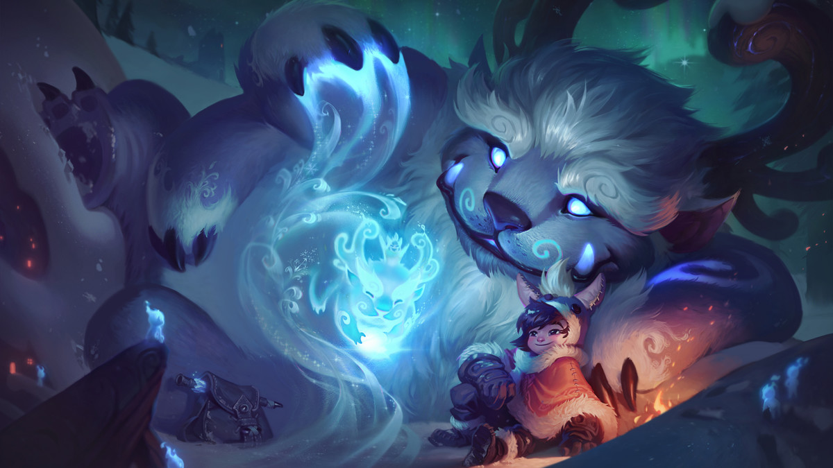 Reworked Nunu First Look!