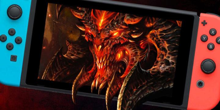 Diablo 3 στο Nintendo Switch;