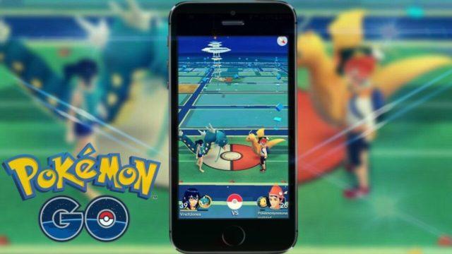 Στο τέλος του 2018 οι μάχες PvP για το Pokemon Go