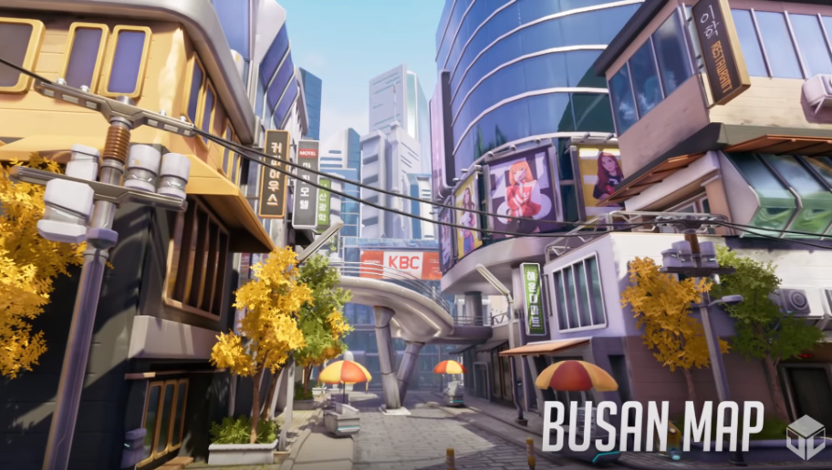 NEW MAP – BUSAN IS NOW LIVE