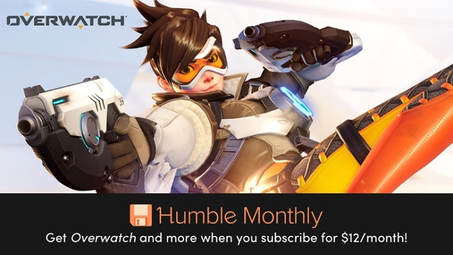To Overwatch ήρθε στο Humble Bundle Monthly