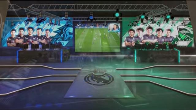 Η Real Μαδρίτης μπαίνει στα E-sports