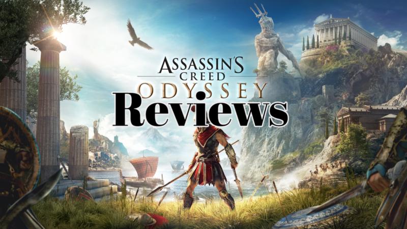 Πολύ καλές κριτικές για το Assassin's Creed Odyssey από τα μεγαλύτερα Gaming Sites