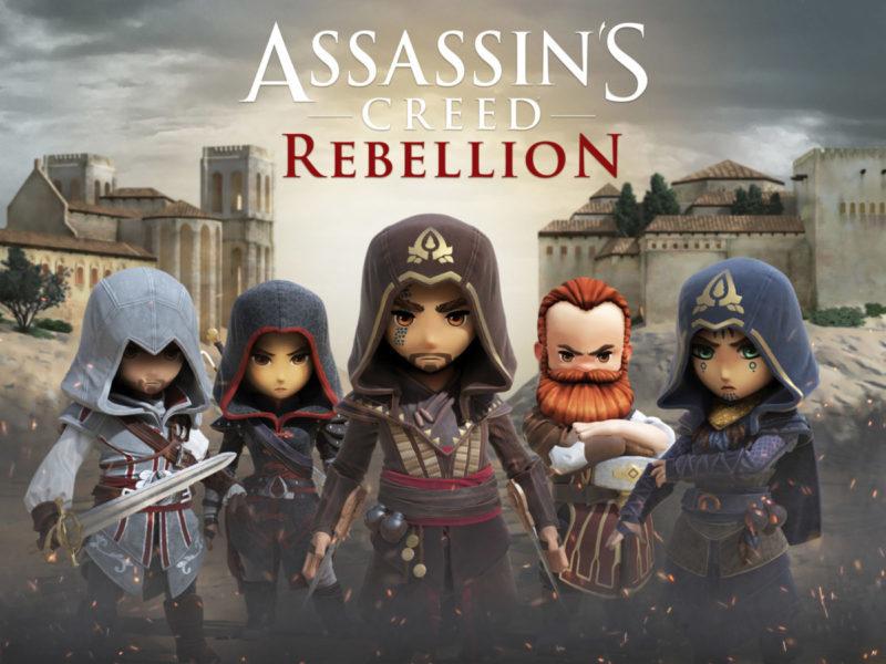 Έρχεται το Assassin's Creed Rebellion για Mobile Gaming