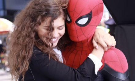 Κυκλοφόρησε εικόνα από τα γυρίσματα του Spiderman Far From Home