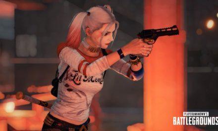 Harley Quinn και Joker Pubg Skin