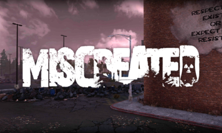 Miscreated ένα online post-apocalyptic survival game
