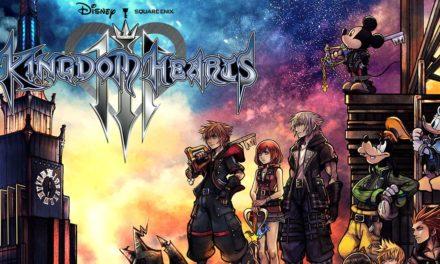 Το Kingdom Hearts 3 είναι έτοιμο!