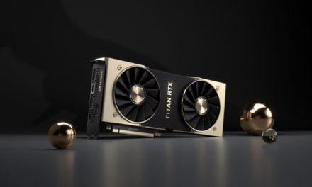 """Επίσημη ανακοίνωση της Nvidia Titan RTX με τιμή και αποδόσεις που """"σκοτώνουν"""""""