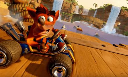Crash Team Racing τον Ιούνιο του 2019!