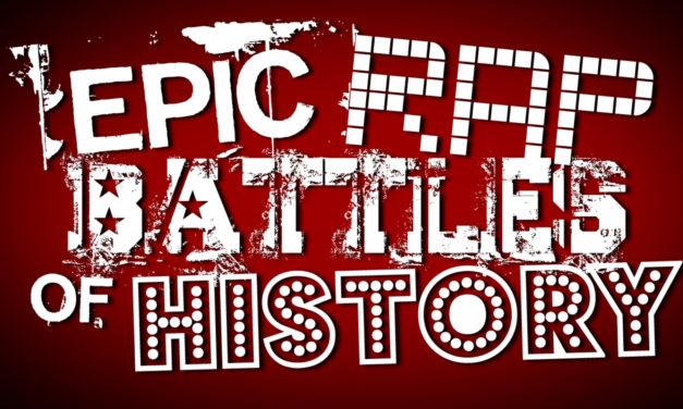 Επιστρέφει έπειτα από 2 χρόνια το EPIC RAP BATTLES OF HISTORY !!!!!!!