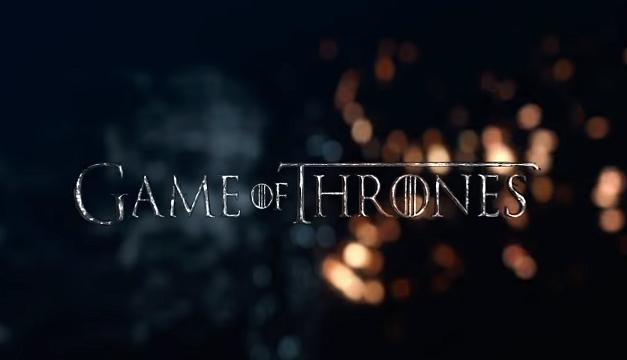 Game of Τhrones teaser