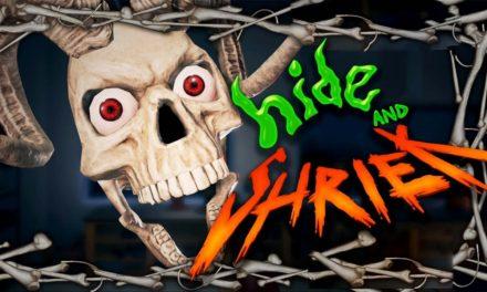 Hide and Shriek : Κρυφτό με πνεύματα