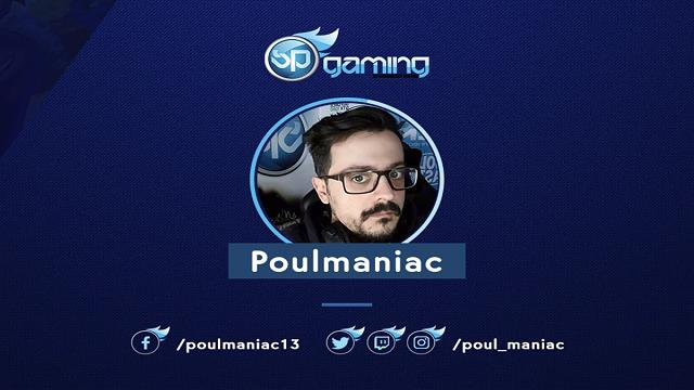 Η επιστροφή του Poulmaniac