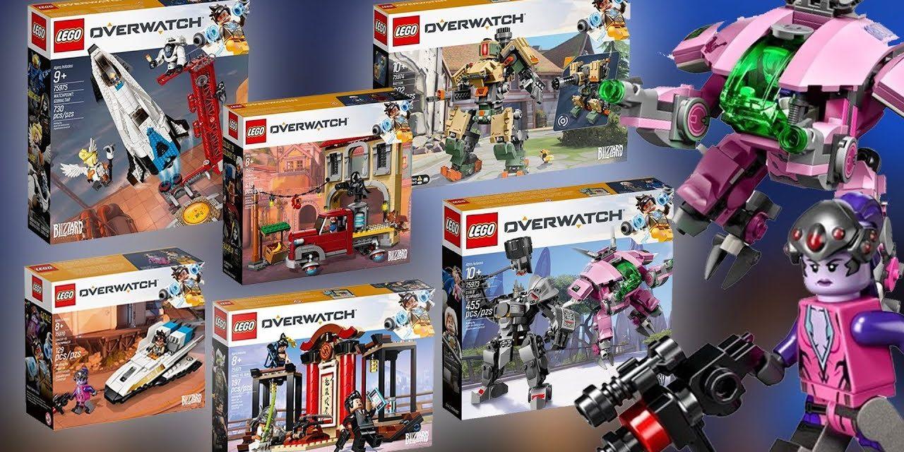 Lego – Blizzard σε συνεργασία