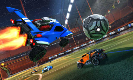 Το Rocket League τώρα με διαθέσιμο το cross-play