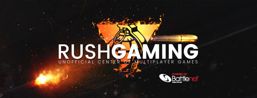 Σε συνεργασία το Rushgaming με το Gamesenpai.gr