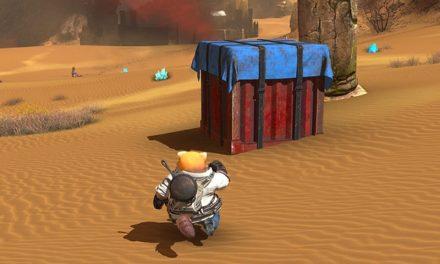 Κερδίστε αντικείμενα από το PUBG στο MMORPG TERA