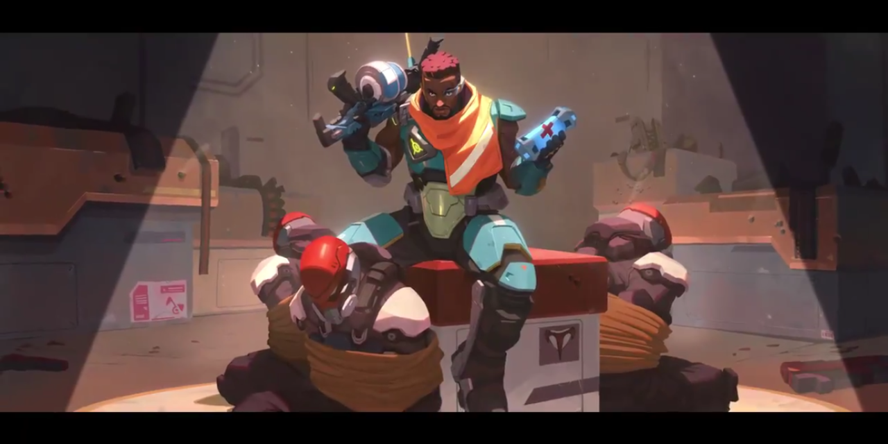 NEW HERO : BAPTISTE