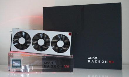Μία πρώτη ματια στη νέα AMD RADEON VII