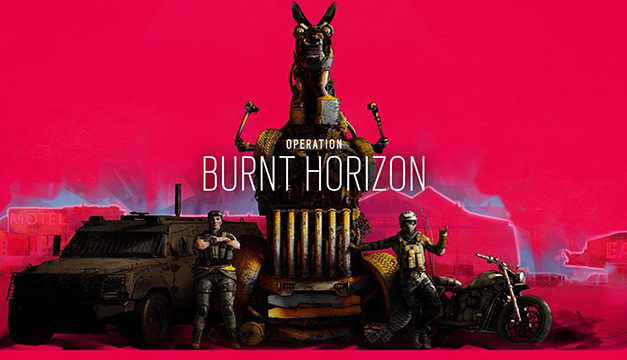 OPERATION BURNT HORIZON + Patch notes