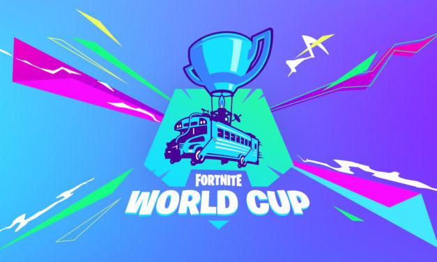 Έρχονται τα Competitive Fortnite και Fortnite World Cup!