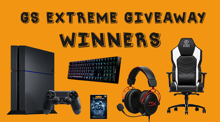 GS_ExtremeGiveaway Winners (Update Reroll 2)