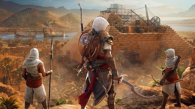 12 δολάρια το Assassins Creed Origin στο Humble Bundle Monthly